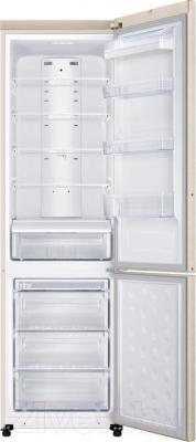 Холодильник с морозильником Samsung RL50RUBVB1/BWT - внутренний вид
