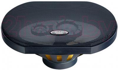 Триаксиальная АС Mac Audio Speed 69.3 - общий вид с защитной решеткой