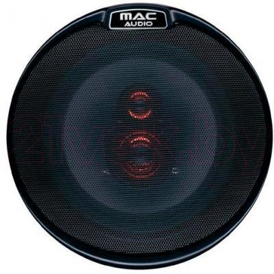 Коаксиальная АС Mac Audio APM 20.3 - общий вид с защитной решеткой