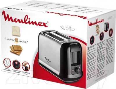Тостер Moulinex LT260830 - в коробке