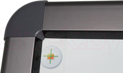 Интерактивная доска Classic Solution CS-IR-85TEN - скругленный угол панели