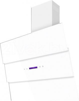 Вытяжка декоративная Zorg Technology Bryza (60, белый) - общий вид