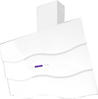 Вытяжка декоративная Zorg Technology Fala (60, белый) - общий вид