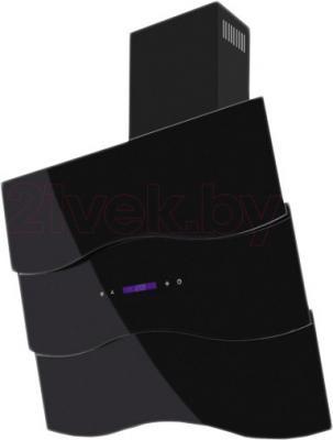 Вытяжка декоративная Zorg Technology Fala (90, черный) - общий вид