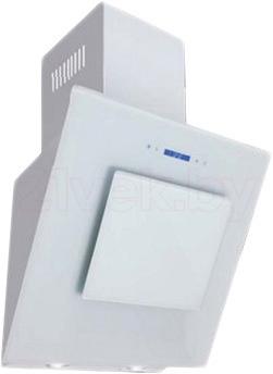 Вытяжка декоративная Zorg Technology Finezja (60, белый) - общий вид