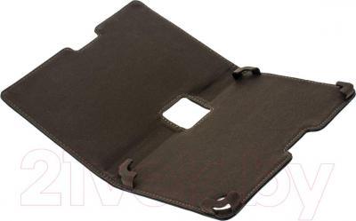 Обложка для электронной книги PocketBook PBPUC-650-BK (черно-коричневый)