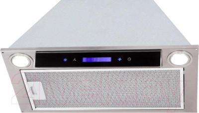 Вытяжка скрытая Zorg Technology Linea (90, черный) - общий вид