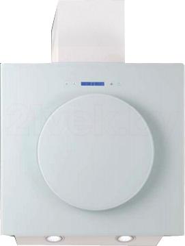 Вытяжка декоративная Zorg Technology Onyx (60, белый) - общий вид