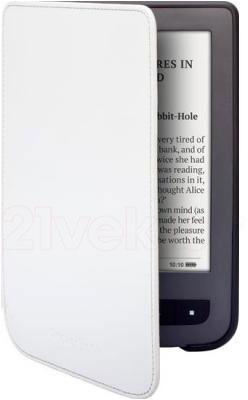 Обложка для электронной книги PocketBook PBPCC-624-WE (White) - общий вид