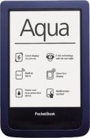 Электронная книга PocketBook Aqua 640 (темно-синий) -