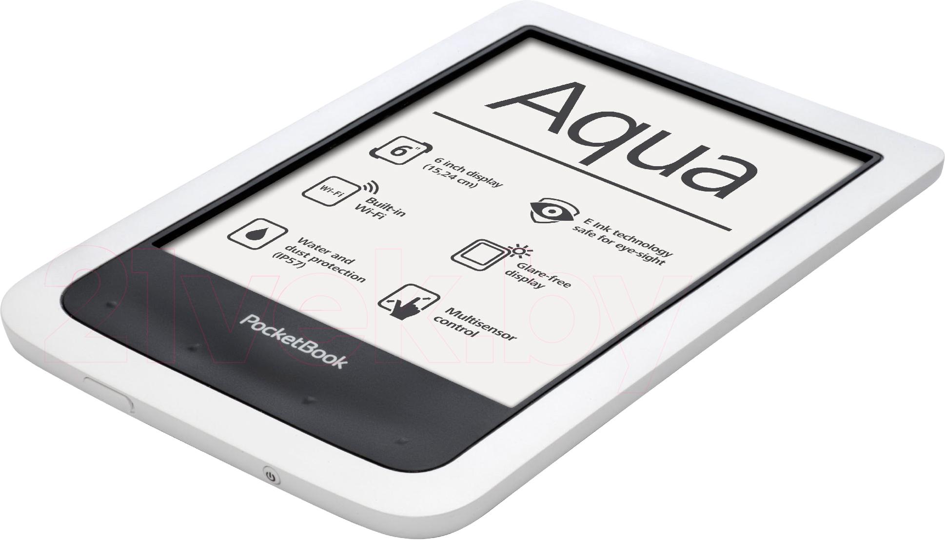 Aqua 640 (White) 21vek.by 1944000.000