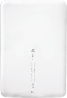 Электронная книга Onyx Boox T76ML Cleopatra (белый) - вид сзади