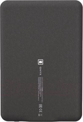 Электронная книга Onyx Boox T76ML Cleopatra (серый металлик) - вид сзади