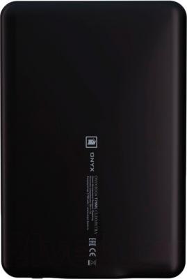 Электронная книга Onyx Boox T76ML Cleopatra (черный) - вид сзади