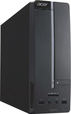Системный блок Acer Aspire XC-605 (DT.SRPME.014) - общий вид