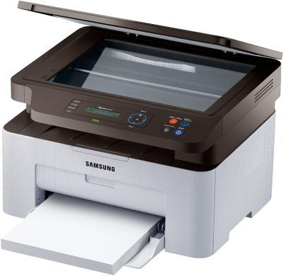 МФУ Samsung SL-M2070 - вид в проекции