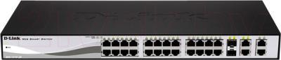Коммутатор D-Link DES-1210-28/ME - общий вид