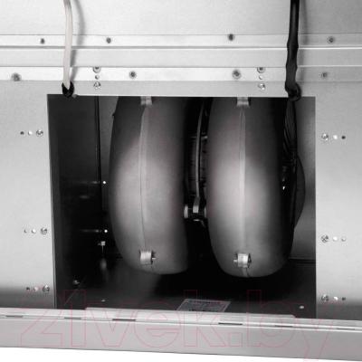 Вытяжка Т-образная Pyramida HEF 22 (H-600 MM) (черный) - Мотор AERO2JET