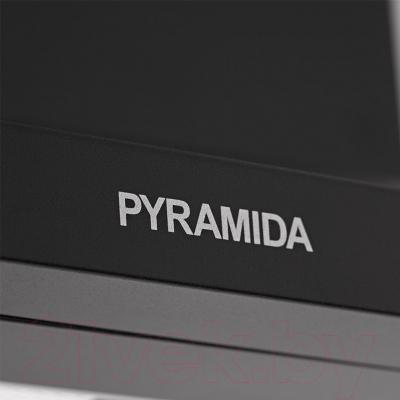 Вытяжка купольная Pyramida KS 60 Black/U
