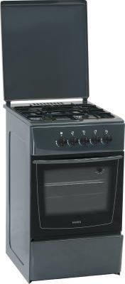 Кухонная плита Nord ПГ4-104-4А (Gray) - Общий вид