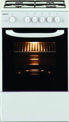 Кухонная плита Beko CG 41111 G - вид спереди