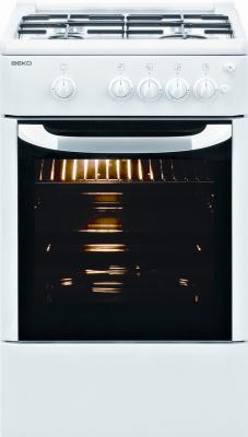 Кухонная плита Beko CG 51010 - вид спереди