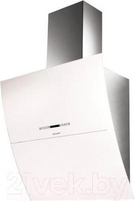 Вытяжка декоративная Faber Mirror WH PRO X/V A80 LOGIC - общий вид