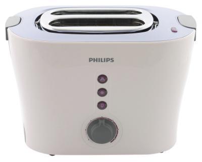 Тостер Philips HD2630/40 - вид спереди