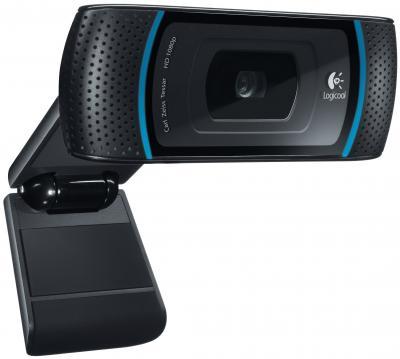 Веб-камера Logitech HD Pro Webcam C910 - общий вид