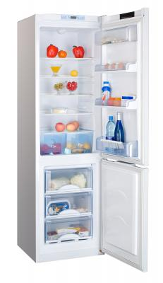 Холодильник с морозильником ATLANT ХМ 6124-131 - Вид спереди