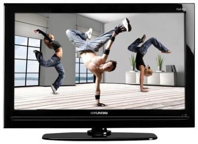 Телевизор Hyundai H-LEDVD24V2 - общий вид