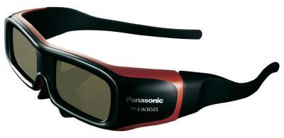Очки 3D Panasonic TY-EW3D2SE - вид сбоку