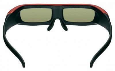 Очки 3D Panasonic TY-EW3D2SE - вид сзади