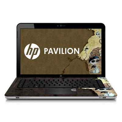 Ноутбук HP Pavilion dv6-3299er (LH734EA) - спереди