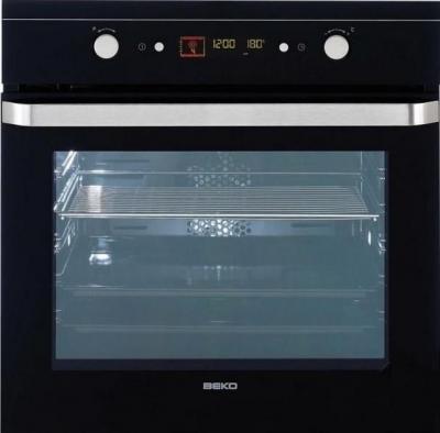 Электрический духовой шкаф Beko OIM 24500 B - вид спереди