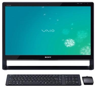 Моноблок Sony VAIO VPC-L14S1R/B - спереди
