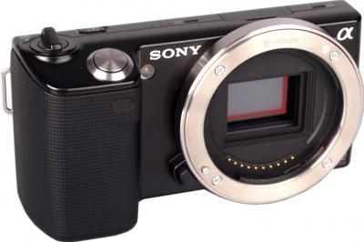 Беззеркальный фотоаппарат Sony Alpha NEX-5D - общий вид