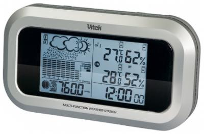 Метеостанция цифровая Vitek VT-3549 - общий вид