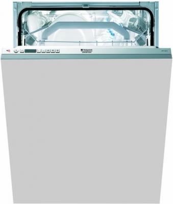 Посудомоечная машина Hotpoint LFT 3214 HX/HA.R - вид спереди