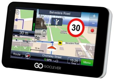GPS навигатор GoClever Navio 400 - общий вид