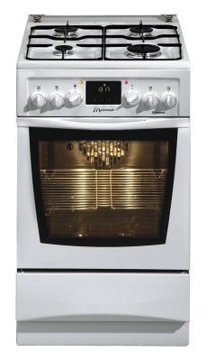 Кухонная плита MasterCook KGE 3479 B - вид спереди
