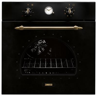 Электрический духовой шкаф Zanussi ZOB 183 NC - вид спереди