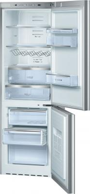 Холодильник с морозильником Bosch KGN36S71 - общий вид