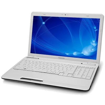 Ноутбук Toshiba Satellite L655-19D - общий вид