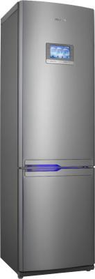 Холодильник с морозильником Samsung RL-55 VQBRS - общий вид