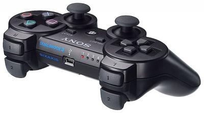 Геймпад Sony DUALSHOCK 3 Wireless Controller - общий вид