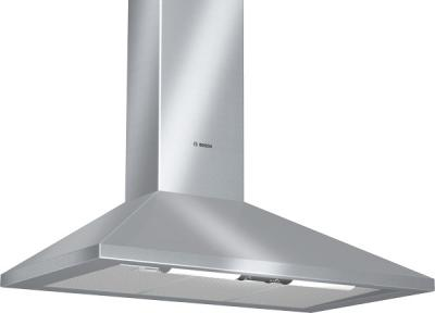 Вытяжка купольная Bosch DWW091451 - вид спереди