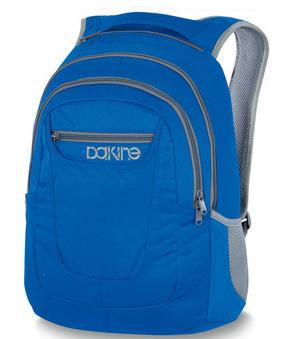 Рюкзак городской Dakine ELEMENT PACK BLUE - вид спереди