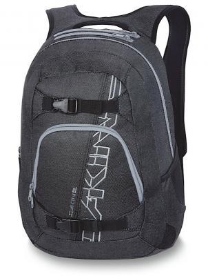 Рюкзак городской Dakine Explorer 26 Dark Gray - общий вид