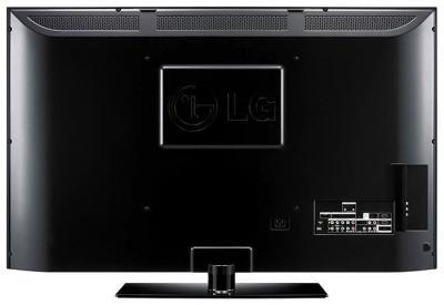 Телевизор LG 50PJ360R - вид задней панели
